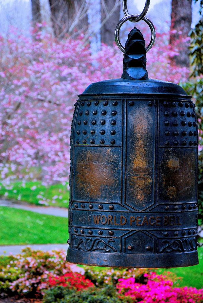 New Zealand World Peace Bell