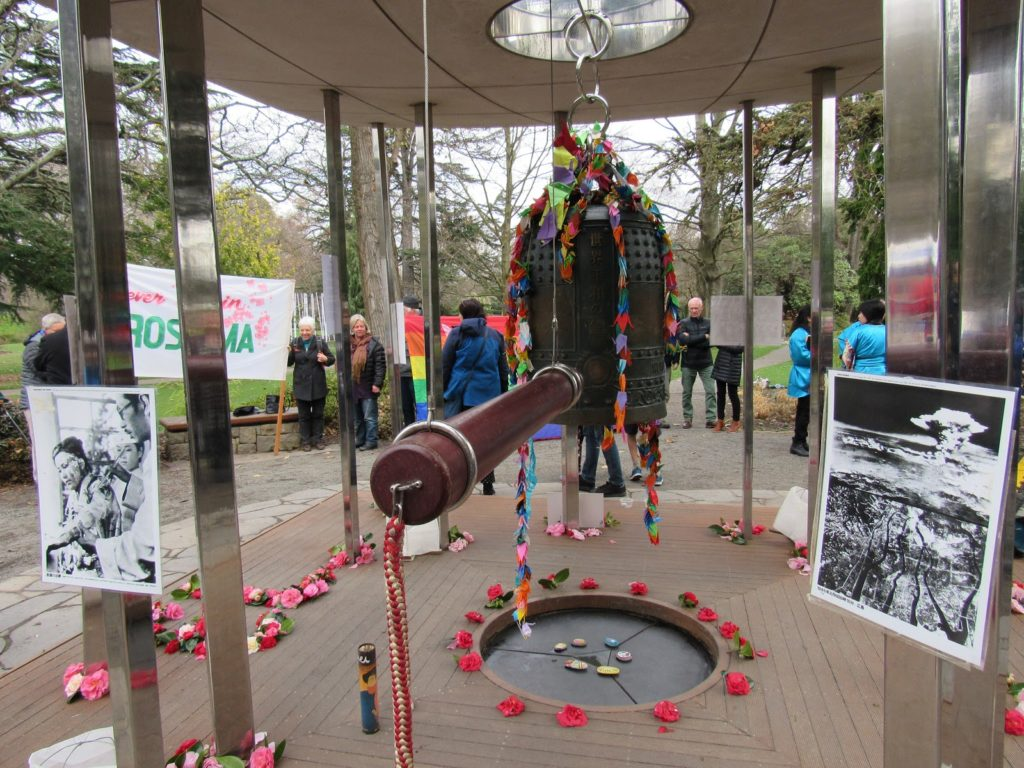 Hiroshima Day Peace Bell Commemoration